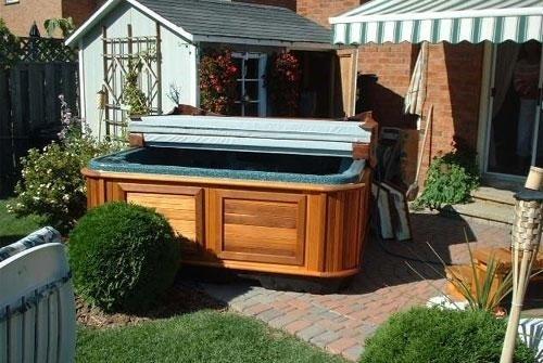 arctic spas hot tub patio hot tub