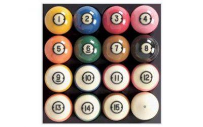 Centennial Pocket Balls TV Tour Edition